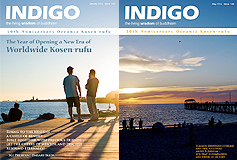 Subscribe to Indigo Magazine