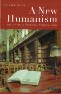 A New Humanism