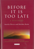 Before it is Too Late