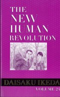 The New Human Revolution V.24 cover